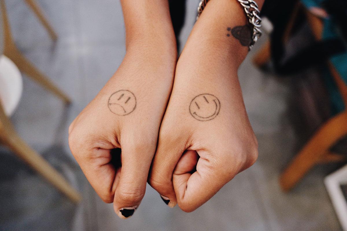 Tatuajes y el cannabis